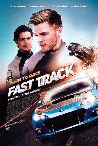 Прирожденный гонщик 2 / Born to Race: Fast Track (2014)
