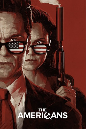 Американцы / The Americans 3 сезон (2015)